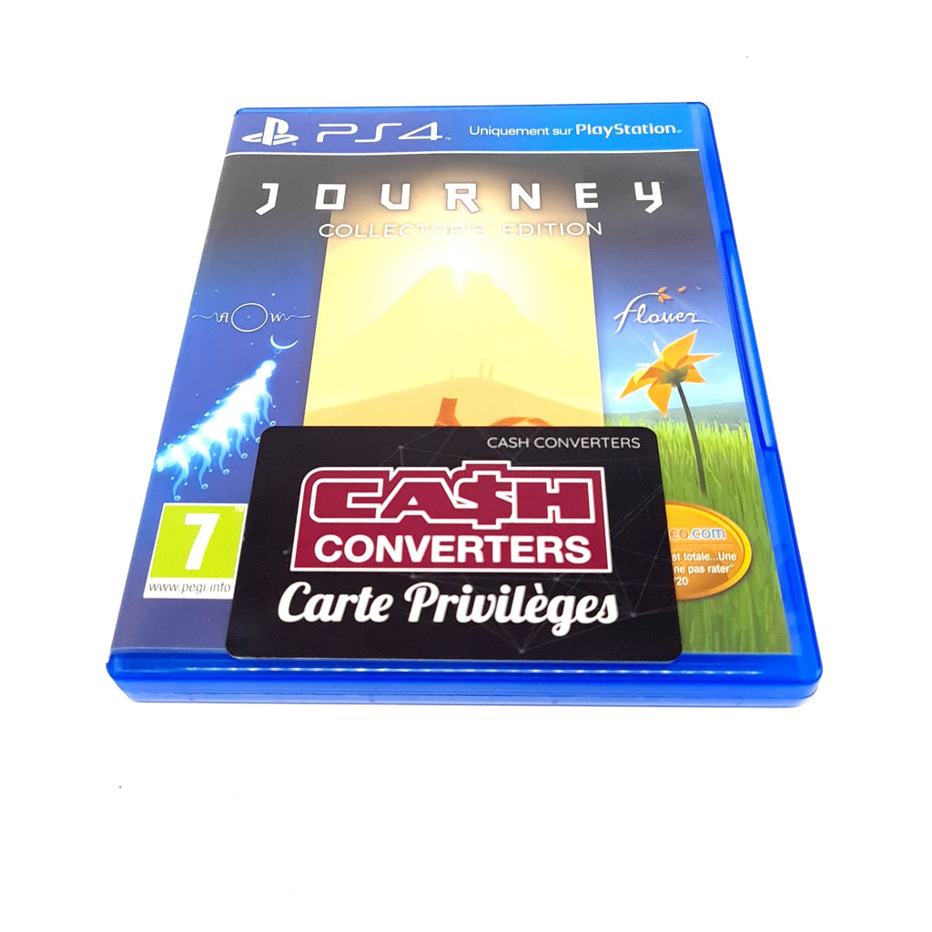 JEU PS4 JOURNEY COLLECTOR'S EDITION