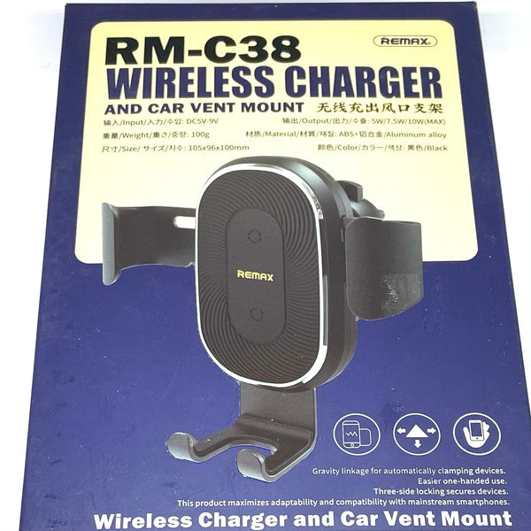 Chargeur induction voiture NEUF
