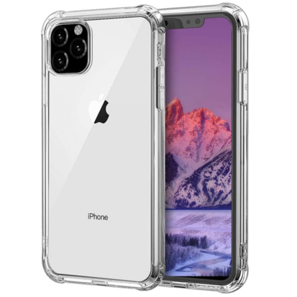 COQUE TRANSPARENTE DE PROTECTION IPHONE 11  Neuf