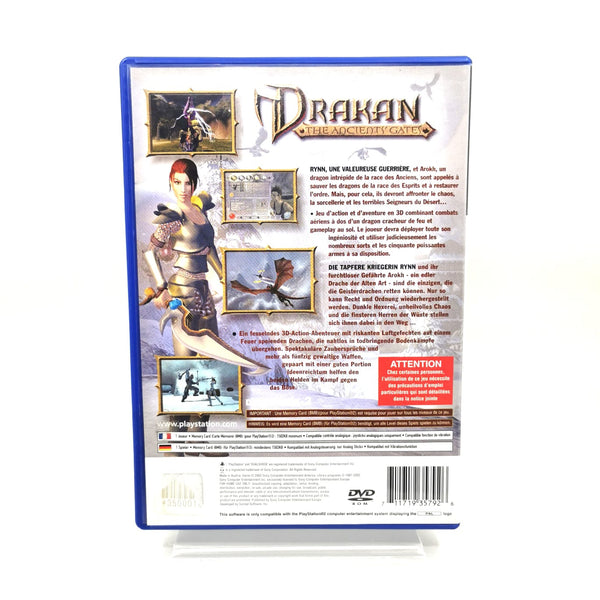 JEU PS2 - DRAKAN: THE ANCIENTS' GATES
