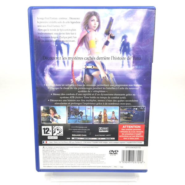 JEU PS2 - FINAL FANTASY X-2