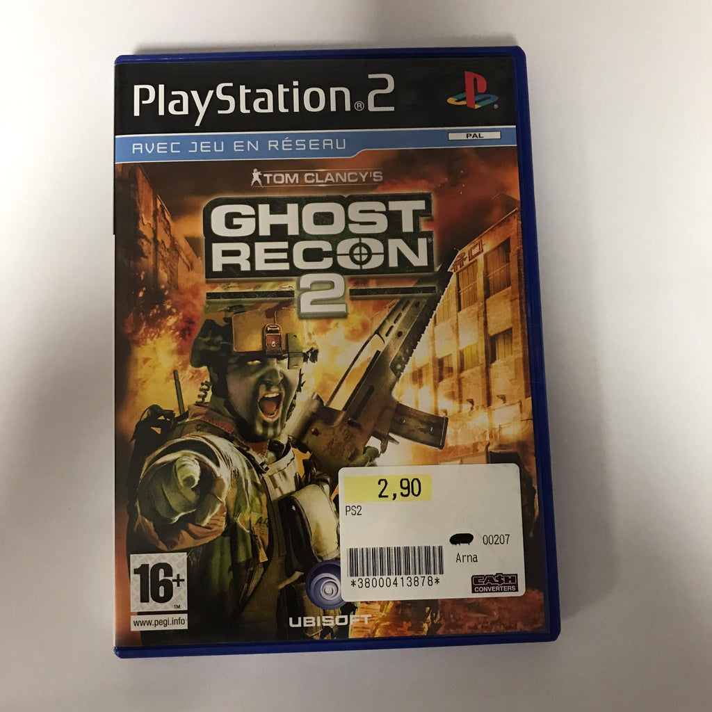 Jeu PS2 Ghost Recon 2