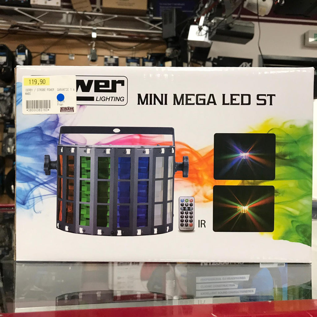 Mini Mega Led ST