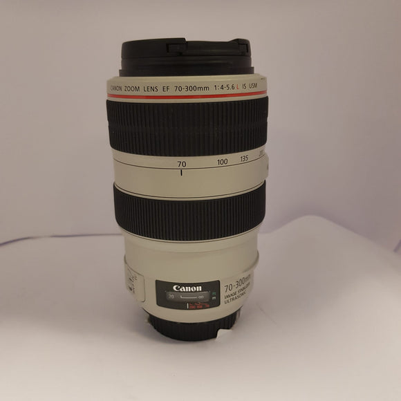 Objectif zoom Canon EF L IS USM 70-300 mm