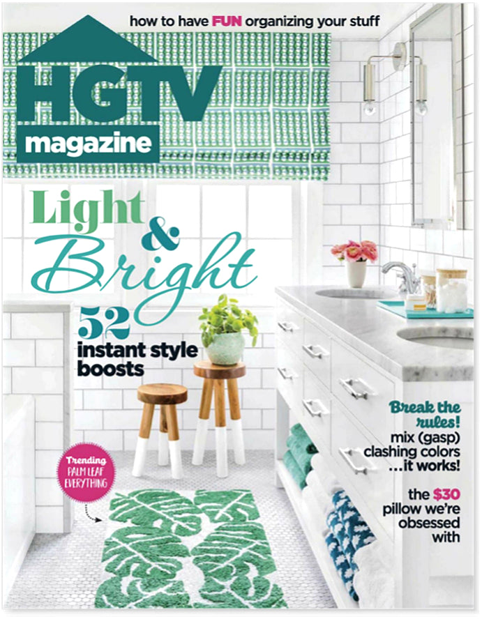 HGTV Magazine, April 2019
