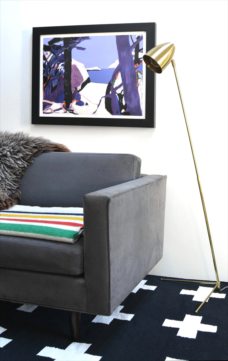 """Mantis"" Floor Lamp"