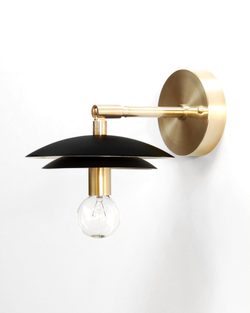 """DUO"" Sconce"