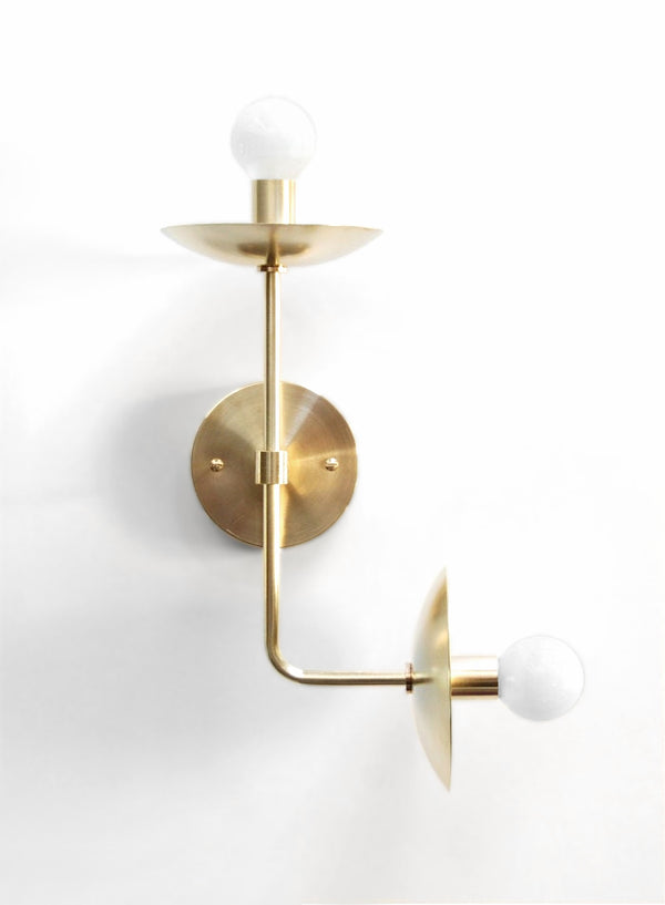 """Satellite II"" Sconce"