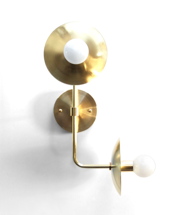 """Satellite"" Sconce"