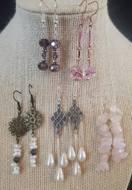 EARRING SALE!!!!!!!!! 5 for 10!!!!!!!!!