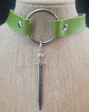 Load image into Gallery viewer, Sword Choker Necklace