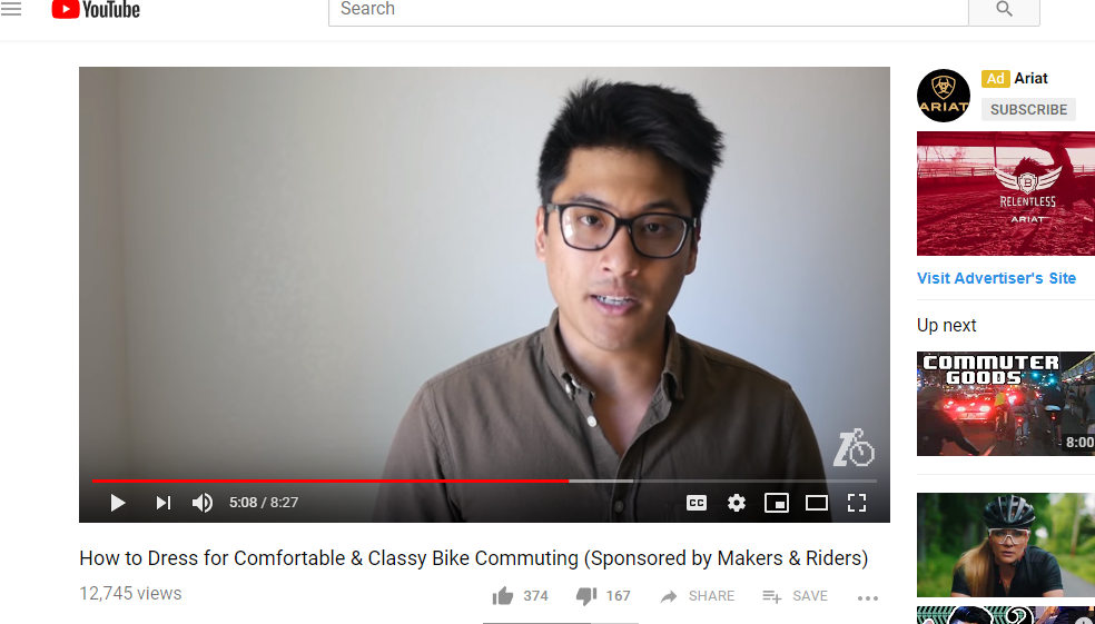 How to Dress for Comfortable & Classy Bike Commuting