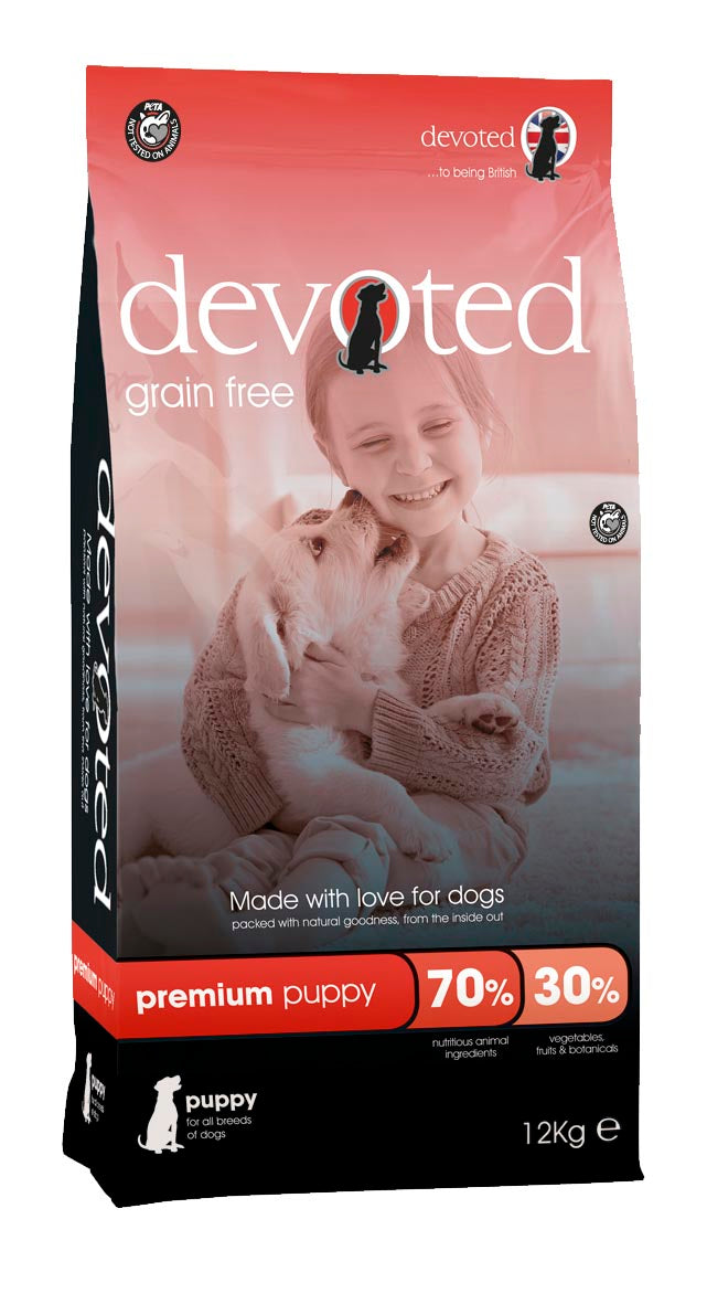 Devoted Grain Free Premium Puppy 100% Natural Dog Food