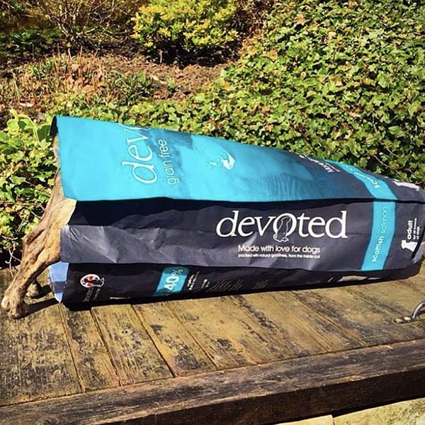 Devoted Grain Free Scottish Salmon Hypoallergenic Dog Food