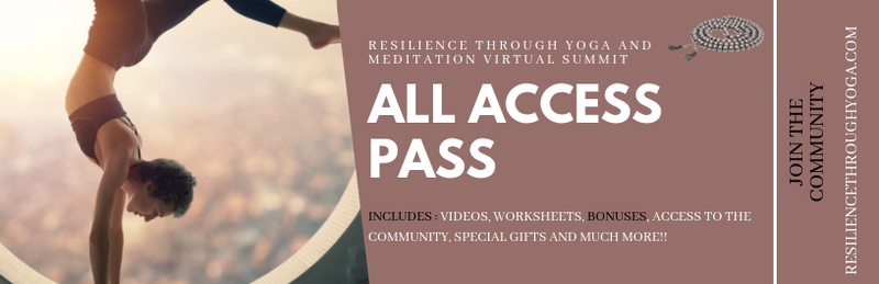 RTYM All Access Pass - Shop: Resilience Through Yoga