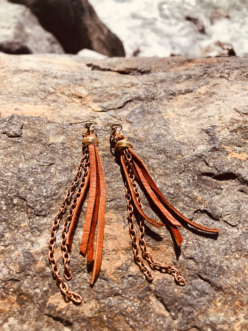 Desert Love (Earrings) - Shop: Resilience Through Yoga