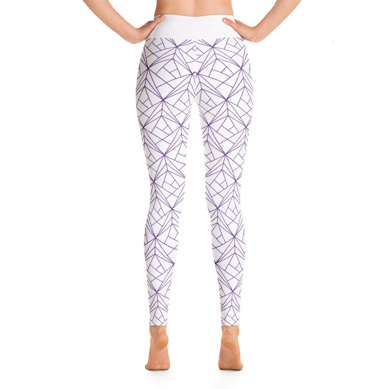 RTYM Dahlia Starlight Yoga Leggings - Shop: Resilience Through Yoga