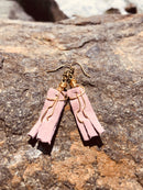 Pink Blush ( Earrings ) - Shop: Resilience Through Yoga