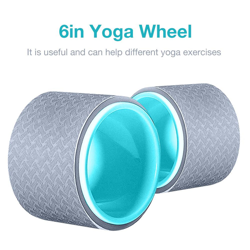 Yoga Fitness Roller Wheel