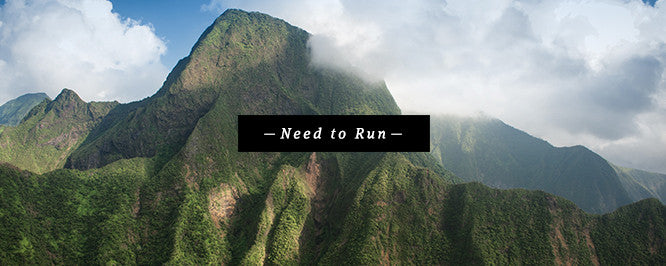 Ultimate Hawaiian Trail Run Competition