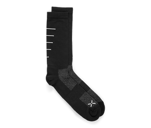 Training Sock (Crew) - Black