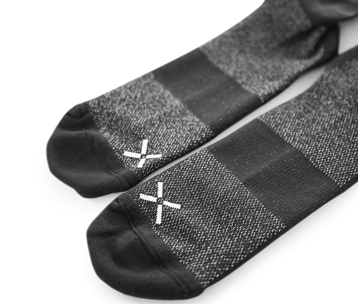 Training Crew Sock - Black