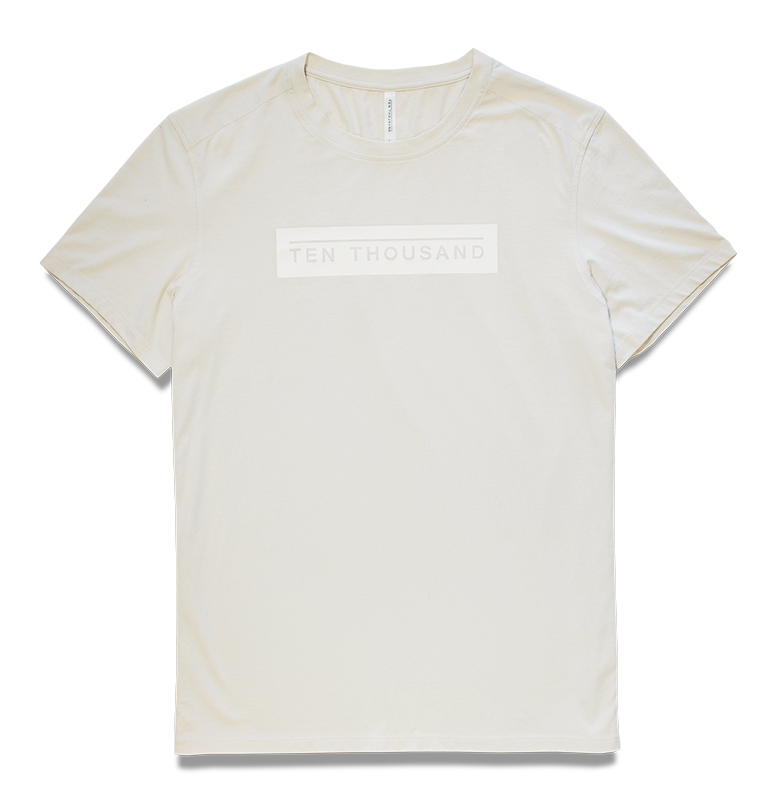 Essential Shirt - Ash Logo
