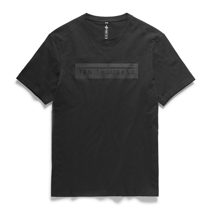 Essential Shirt - Black Logo