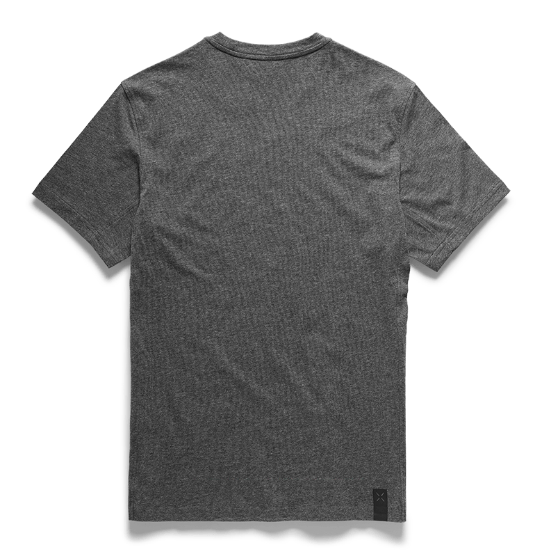 Essential Shirt - Charcoal Heather