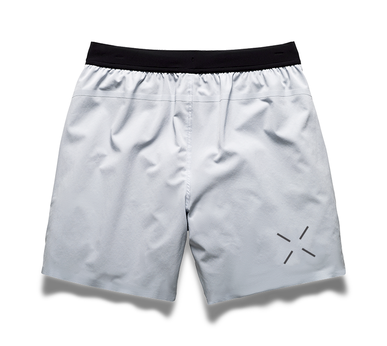Interval Short (Liner) - Light Grey