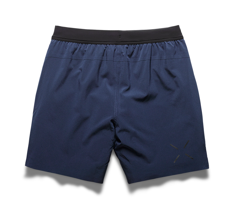 Interval Short (Liner) - Navy
