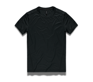 Lightweight Shirt - Black/Short Sleeve