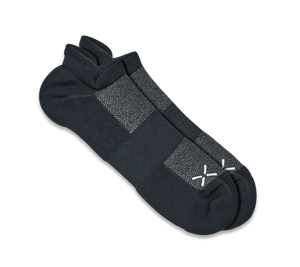 Training Sock (No-Show) - Black