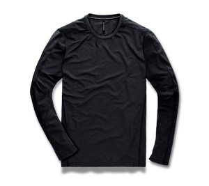 Versatile Shirt (Long Sleeve) - Black/Long Sleeve