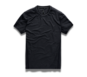 Versatile Shirt - Black/Short Sleeve