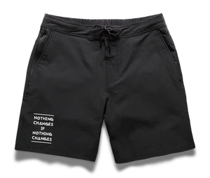 Foundation Short - Black