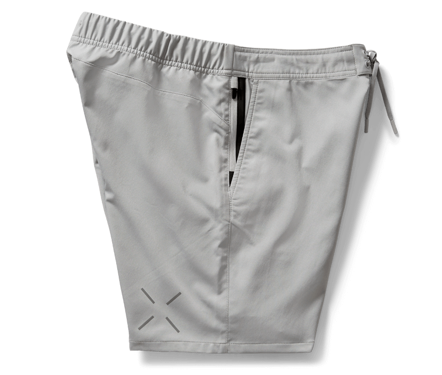Foundation Short - Light Grey