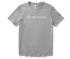 Essential Shirt - Grey Logo