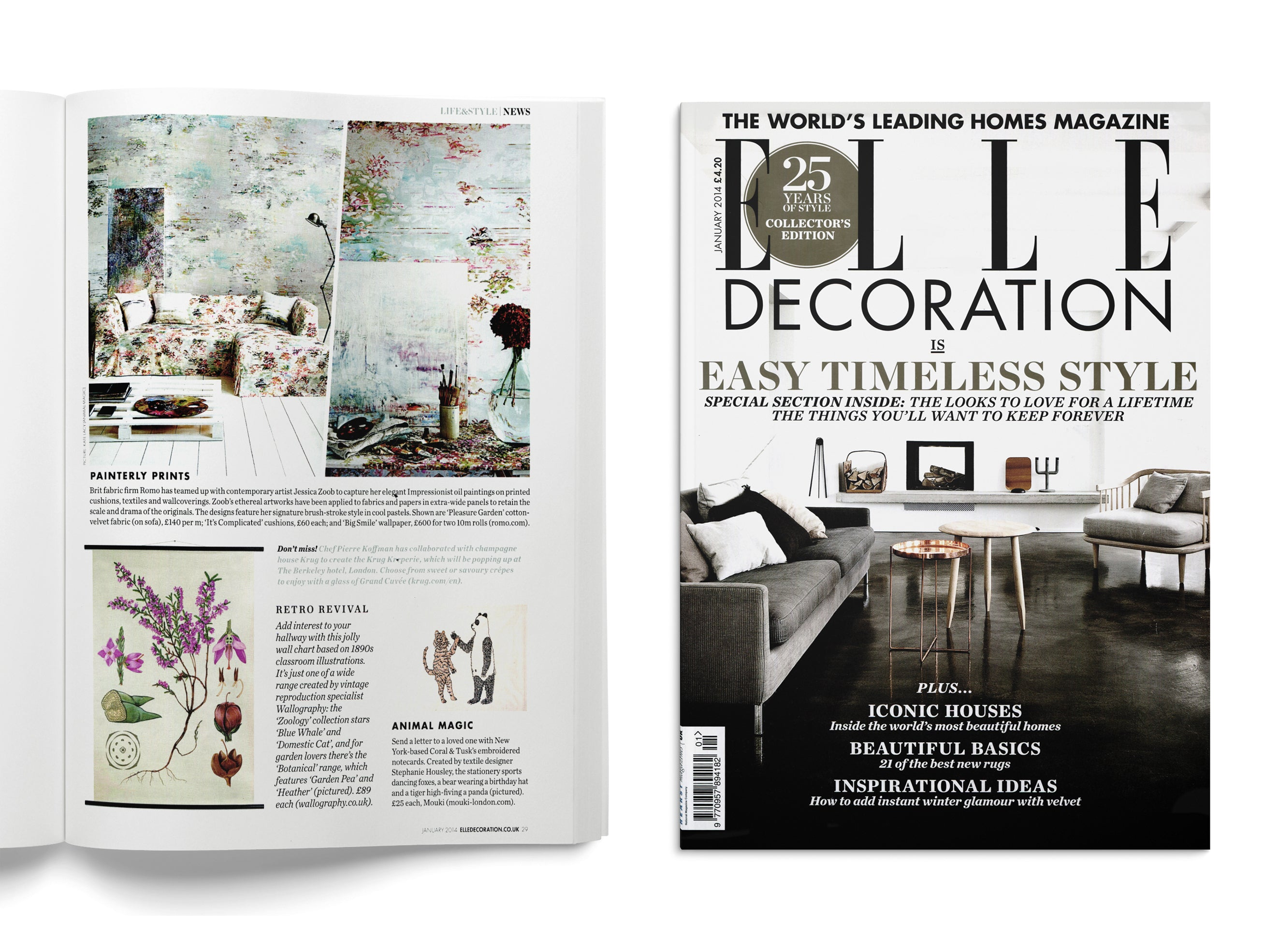 Wallography Interior Design Press Coverage
