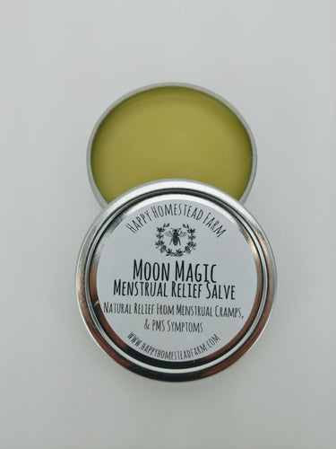 Moon Magic Menstrual Relief Salve