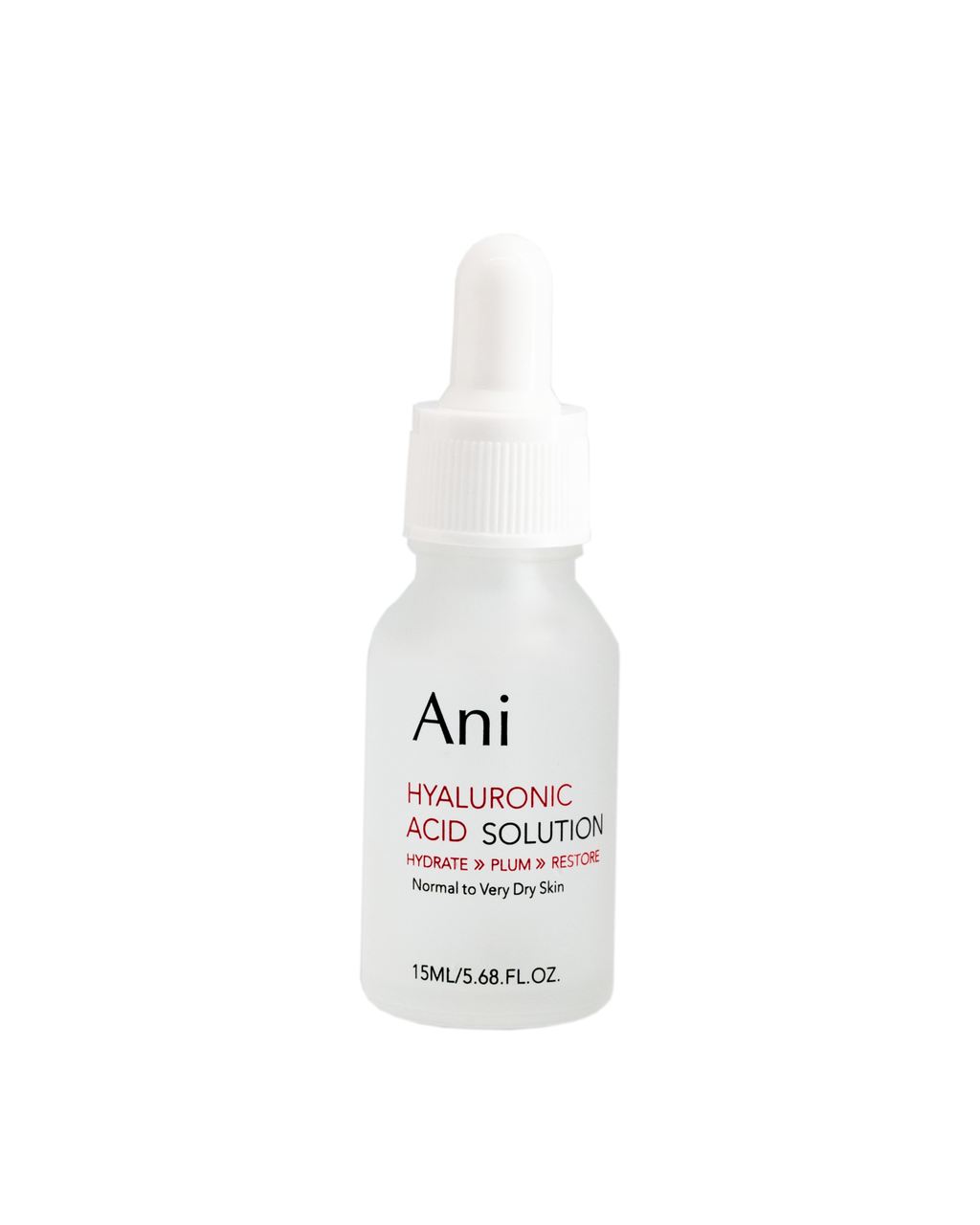 Ani Hyaluronic Acid Solution Hydrating Serum