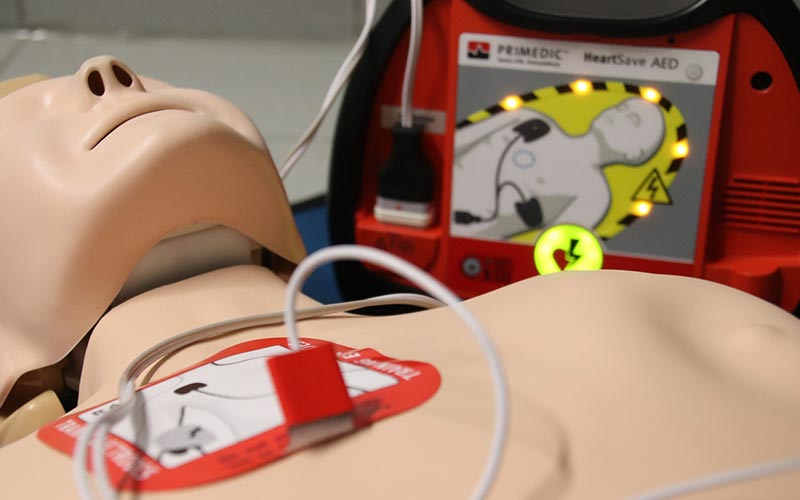 CPR & AED Class