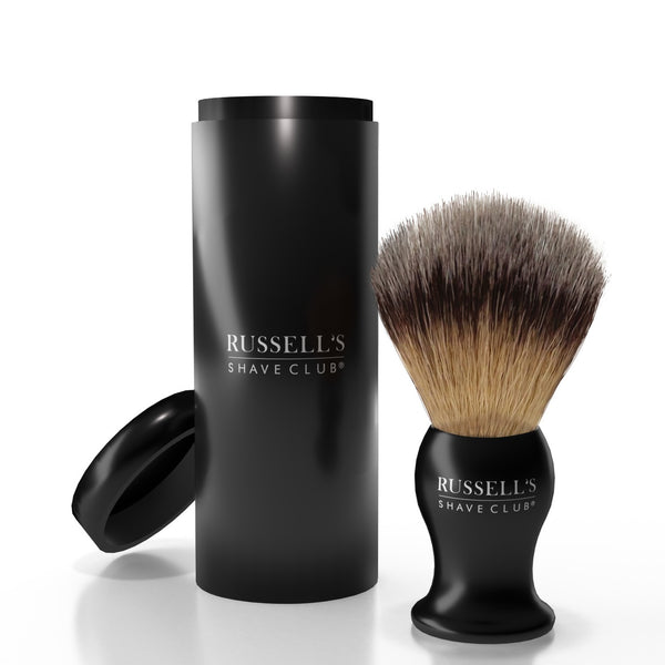 Synthetic Shaving Brush | travel tube included