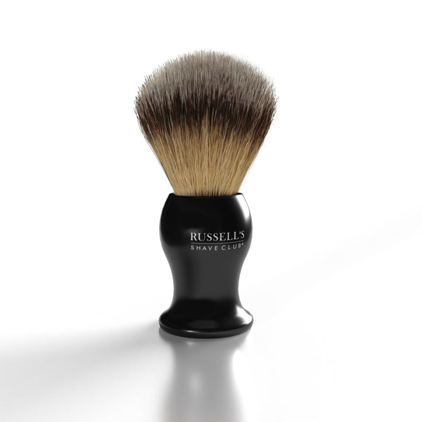 Pure Badger Shaving Brush | travel tube included