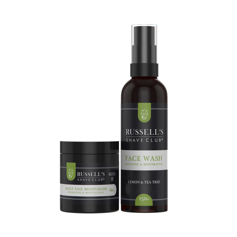 Men's Skin Care Set