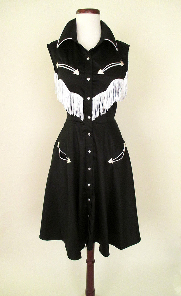 Patsy Cline Western Dress