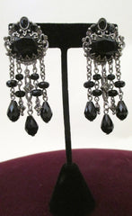Deco 1920's Gatsby Earrings