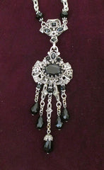 Deco 1920's Gatsby Necklace