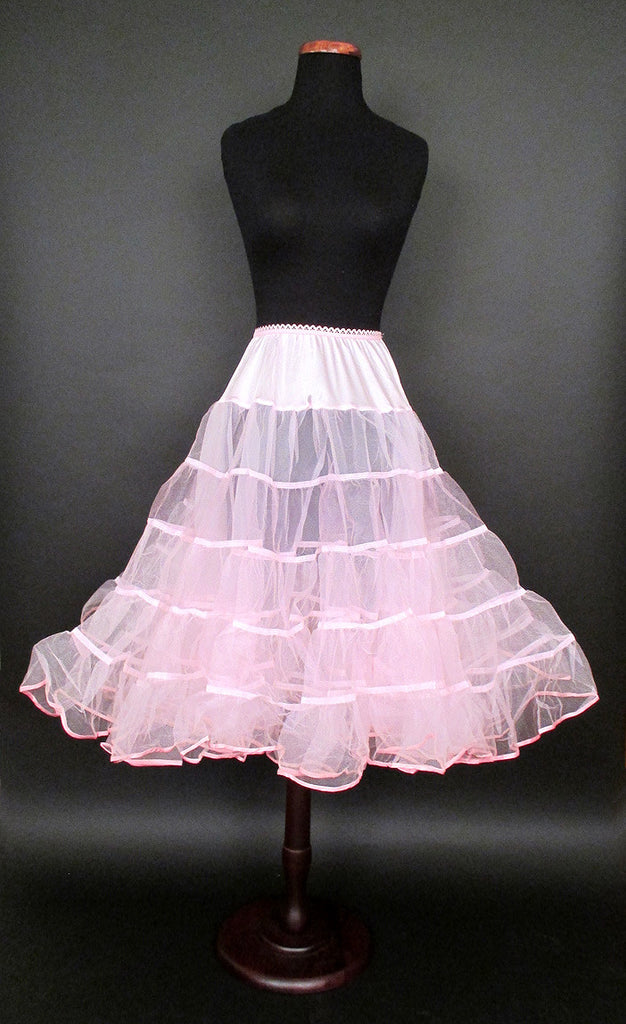 1950's Tea Length Longer Crinoline