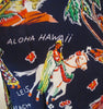 "Hawaiian Holiday ""Tea Timer"" Blouse"